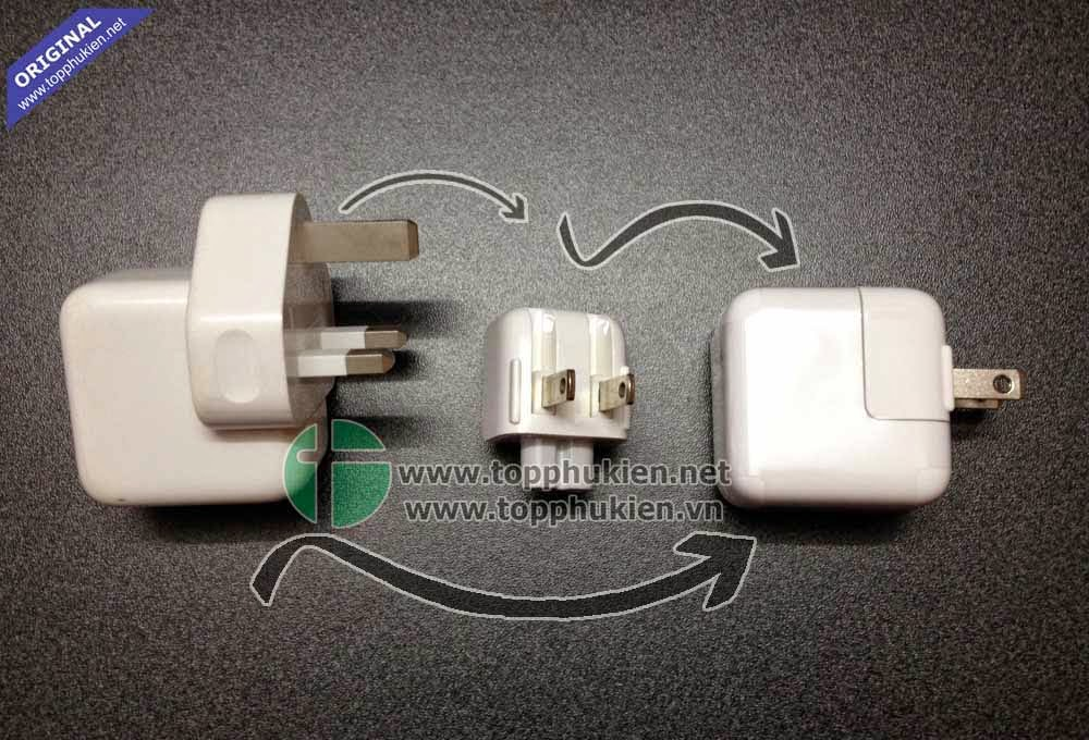 Sạc, cáp, tai nghe (original) Apple, Samsung - 4