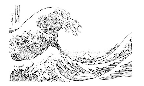 There are more than 100 free Ukiyo-e and other unusual coloring pages. title=
