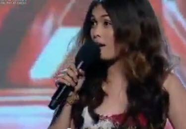 07/17/12 - Pinoy Power - KZ Tandingan of 'The X Factor Philippines' Hits Headlines Kz1