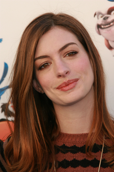 Beauty and Elegance: A... Anne Hathaway Brown