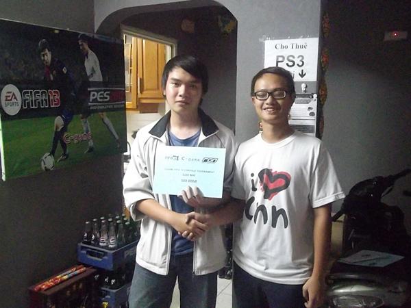CGAME FIFA14 Console Tournament kết thúc tốt đẹp 5