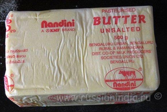 Масло для выпечки