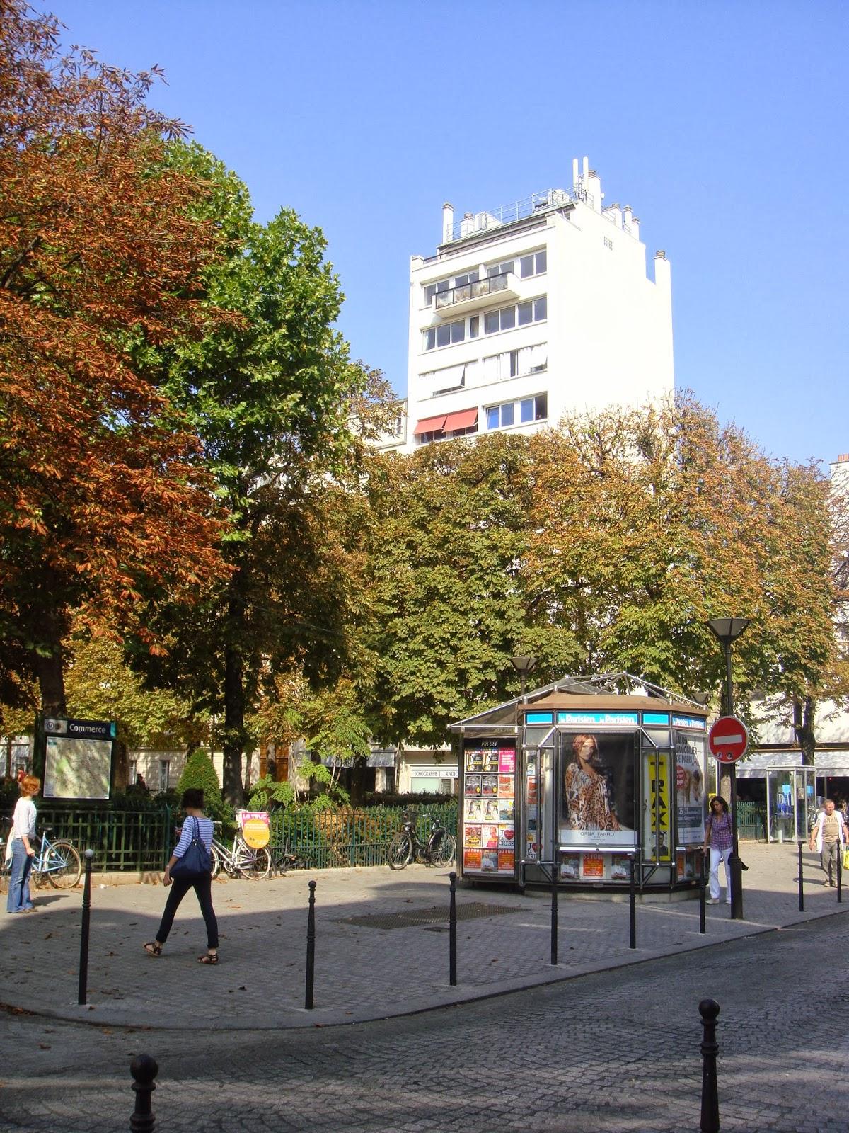 Rue du Commerce, París, Elisa N, Blog de Viajes, Lifestyle, Travel
