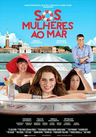 Filme Poster S.O.S Mulheres ao Mar TS XviD & RMVB Nacional