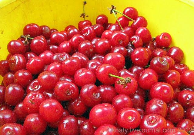 Вишни-ягодки