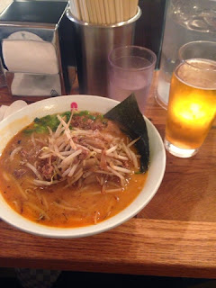Spicy Miso Ramen in Daikaya