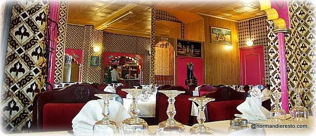restaurant indien au Havre : le Kashmir.