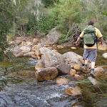 Creek crossing near Burra Korain Flat Camping Area (49874)