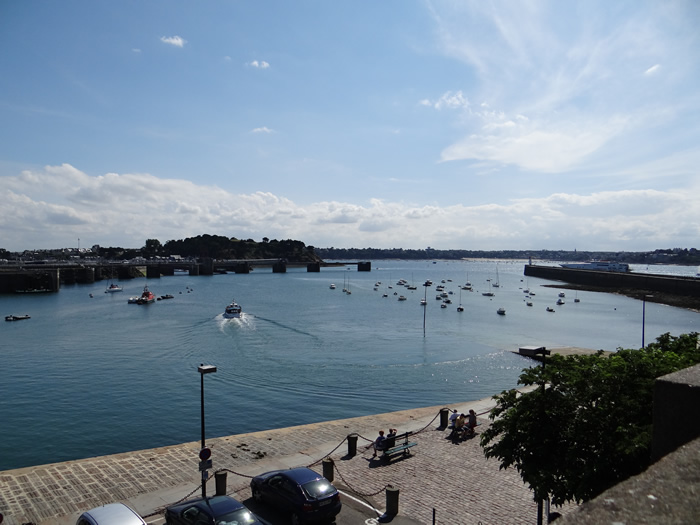 DSC01540.jpg - Saint-Malo, balade dans la cit� corsaire par Couleurs Bretagne