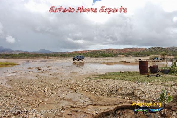 Playa Barrancas NE114, Estado Nueva Esparta, Macanao