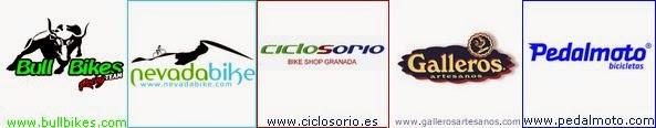 Rutas bicicleta montaña bici btt mtb mountain bike Granada - III Marcha Granabike Subida al Alto de Haza Llana