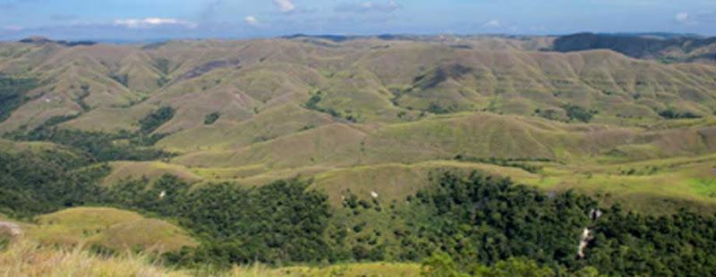 Landscape/ Pemandangan Alam TN Laiwangi Wanggameti