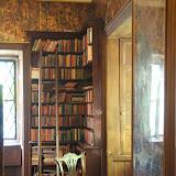 Biblioteket på Malahide Slot
