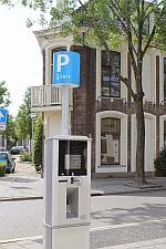 Niuewe parkeerautomaat