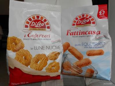 biscotti dileo: una tradizione italiana