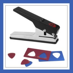 guitar pick punch uncommon goods