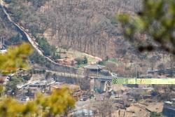 홍제 인왕산 숲길