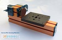 W50000M, Набор металлических профессиональных мини-станков 8 в 3 шлифовальный станок