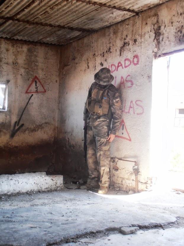 """Fotos de """"Operación Granja"""". 25-08-13. P8250104"""