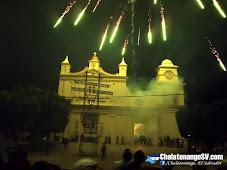 Fiestas en los municipios de Chalatenango
