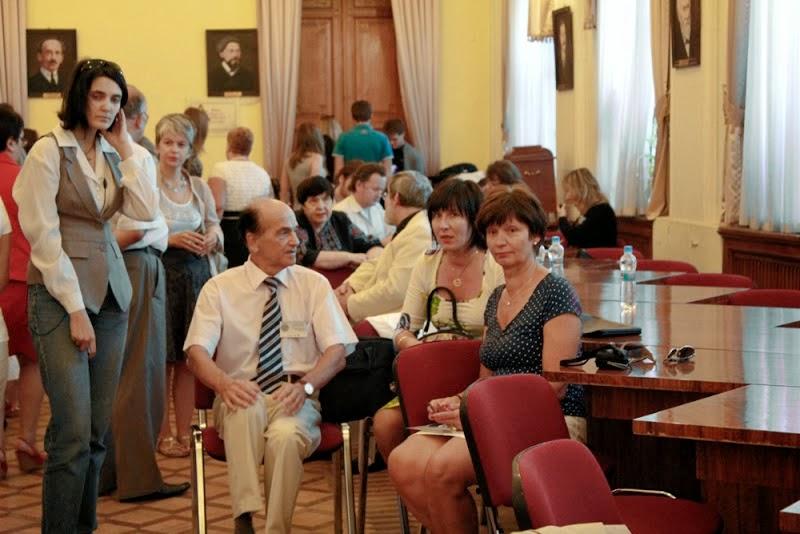 Щорічні наукові конференції викладачів та співробітників ОНУ
