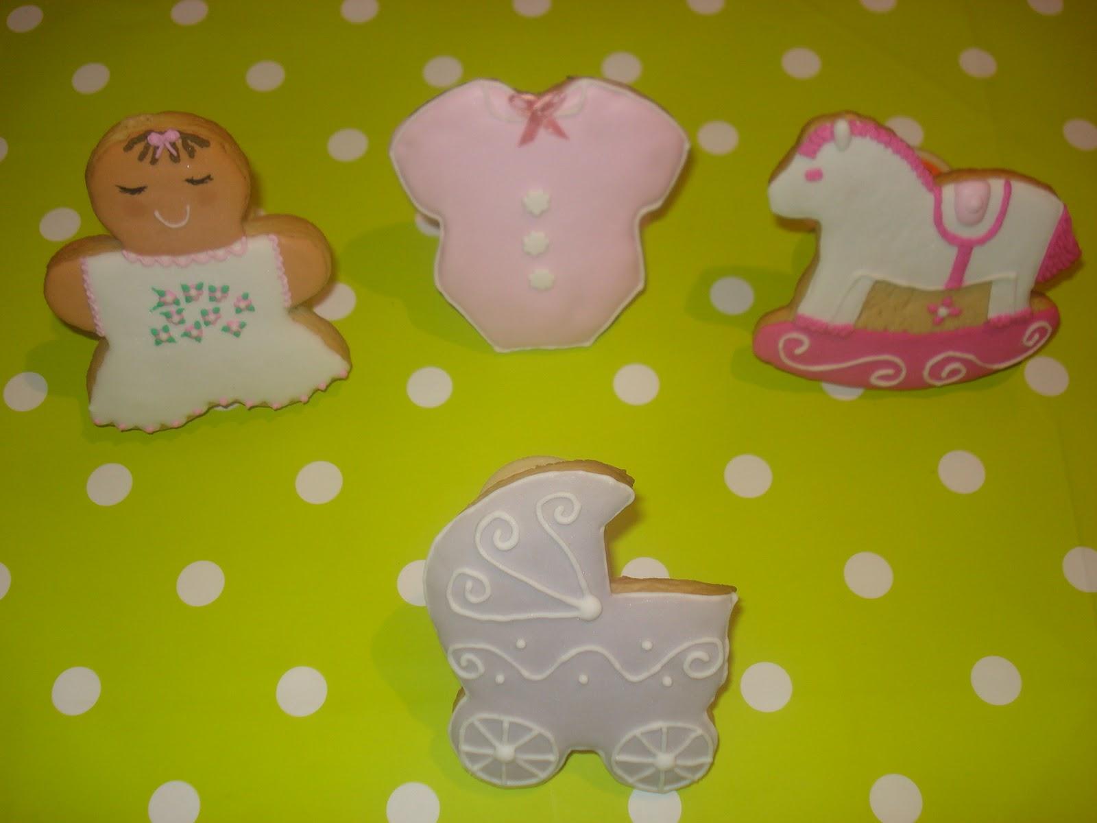 Sweet Land Galletas Decoradas Para Baby Shower