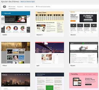 thiết kế website miễn phí bằng wordpress