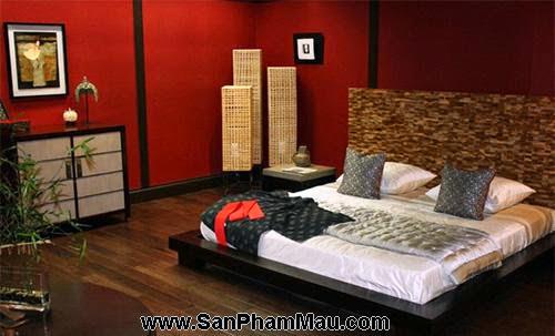 Phòng ngủ kiểu châu Á-4