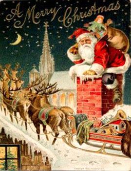 4 nostalgie weihnachtsmann gif sammlungen weihnachten. Black Bedroom Furniture Sets. Home Design Ideas