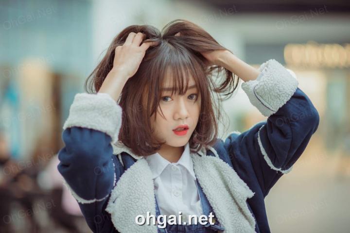 facebook gai xinh le hoang bao ly - ohgai.net