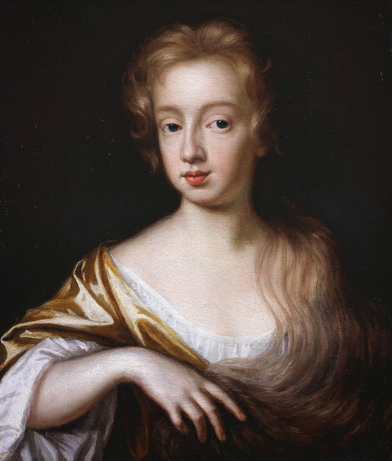 Mary Beale - An Unknown Young Lady