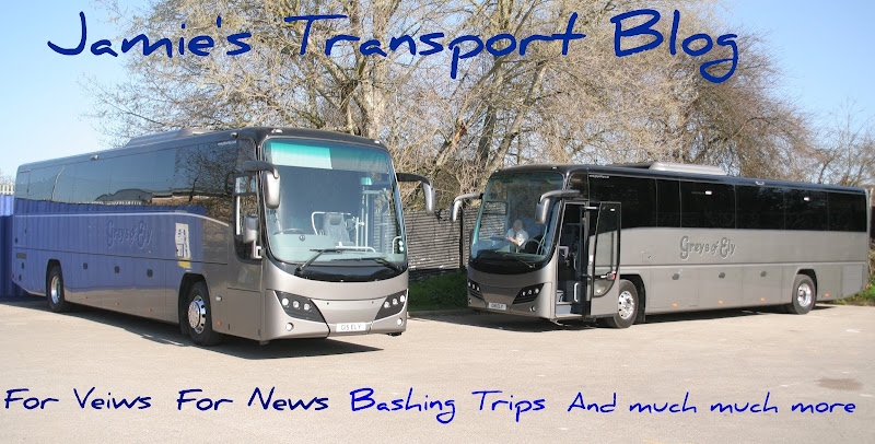 jamie's bus blog