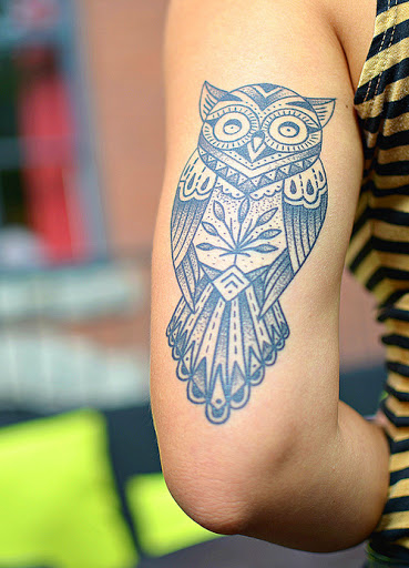 3578b07d1 50 Best Owl Tattoo Designs And Ideas