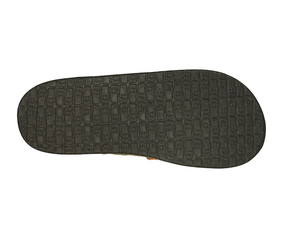 *Sanuk 鮮豔麻編織:DONNY 寬版懶人鞋! 5