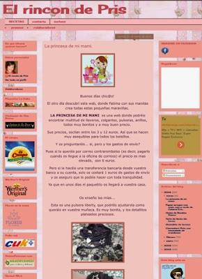 http://elrincondepris.blogspot.com.es/2014/03/la-princesa-de-mi-mami_21.html