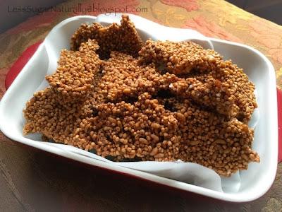 Nut-free Dairy-free Chocolate Quinoa Granola