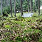 ... und tolles Lager für einen Pausentag ...
