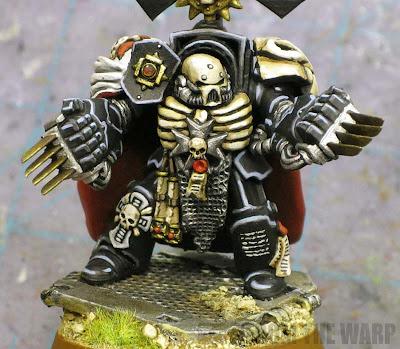 Black Templar Terminator Chaplain
