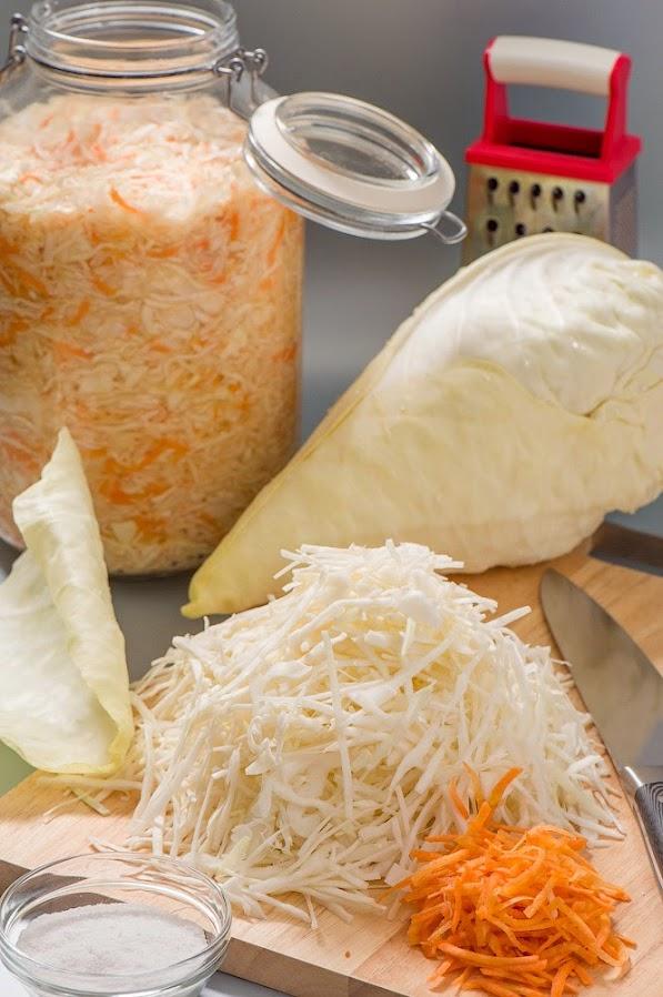 как рубить капусту для квашения