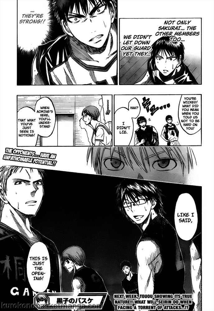 Kuroko no Basket Manga Chapter 42 - Image 25