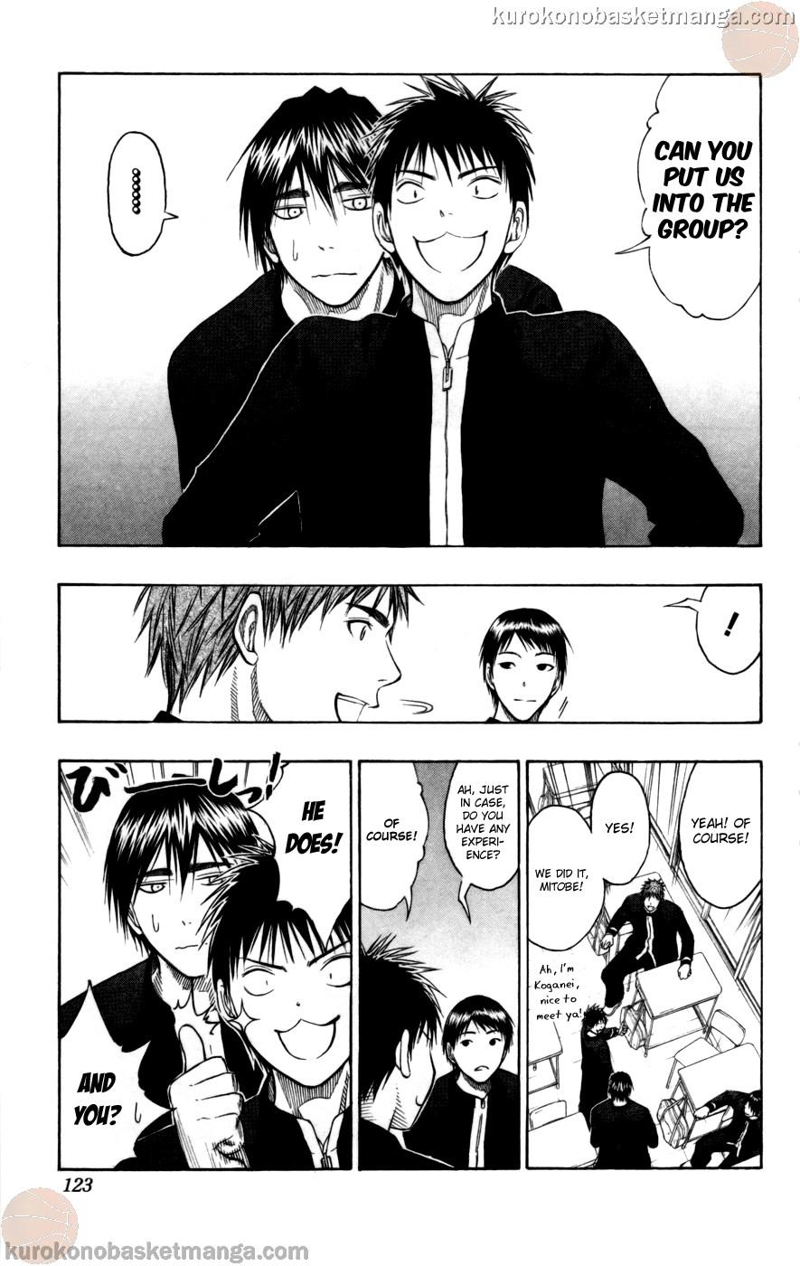 Kuroko no Basket Manga Chapter 95 - Image 19
