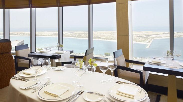 Restaurant, Abu Dhabi