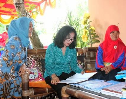 Program KB di Kabupaten/kota