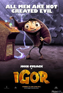 Bác Học Điên Igor - Igor poster