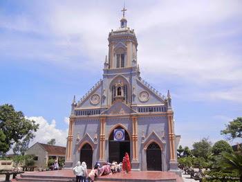Giáo xứ Hóa Lộc - Sa mạc huấn luyện thiếu nhi Thánh Thể