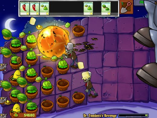 Plants vs. Zombies PC Hileleri