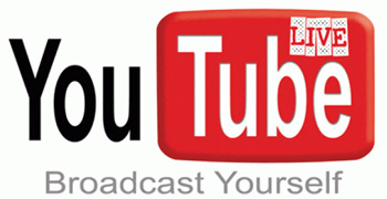 Прямой эфир YouTube