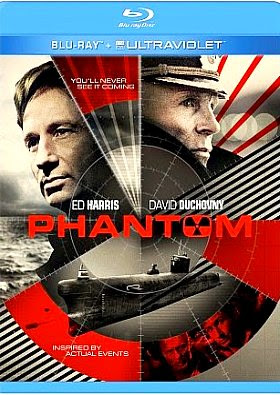 Filme Poster Phantom : Submarino Fantasma BDRip XviD & RMVB Legendado