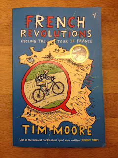 French Village Diaries Tour de France book reviews cycling French revolutions Tim Moore