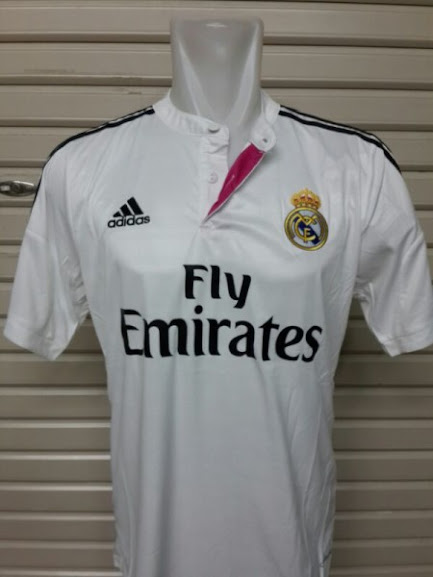 Jual Jersey Real Madrid 2015 Leaked
